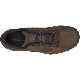 Columbia Ruckel Ridge Plus Shoes Herren cordovan/mud